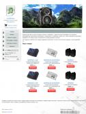 Интернет-магазин аудио оборудования